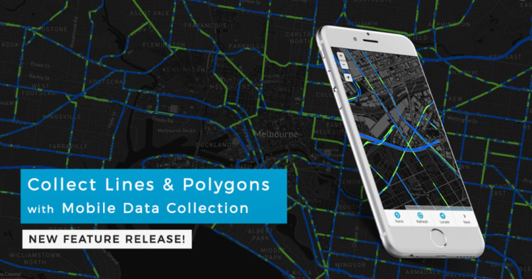 GIS Cloud MDC Lines & Polygons